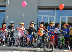 Kidical Mass in Albania