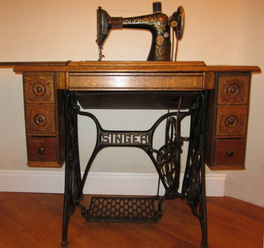 Shipping Treadle Machines For Sewing Peace Awesome Singer Pedal Sewing Machine